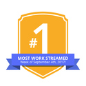 Most Work Streamed (Week of September 4th, 2017)
