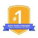 Most Work Streamed (Week of September 4th, 2017)