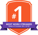 Badge_Worked Streamed_2018_10.October_W-2