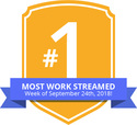 Badge_Worked Streamed_2018_09.September_W-4
