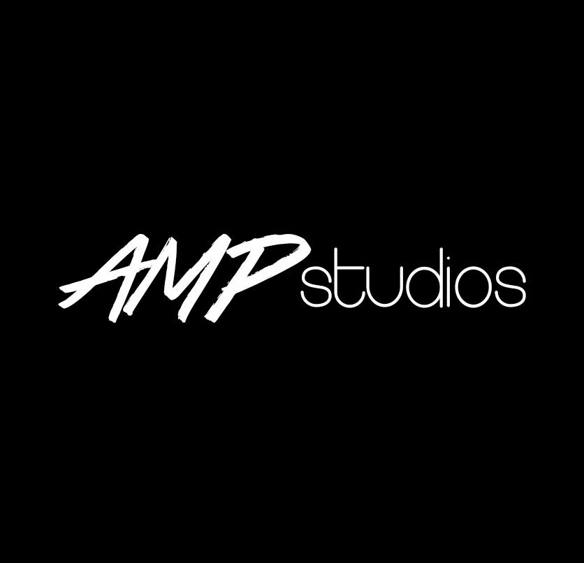 Amp studios clean blank black bg