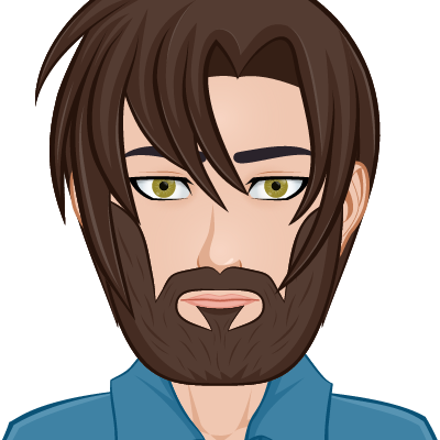 My cartoon avatar