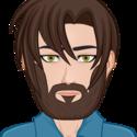Thumb my cartoon avatar
