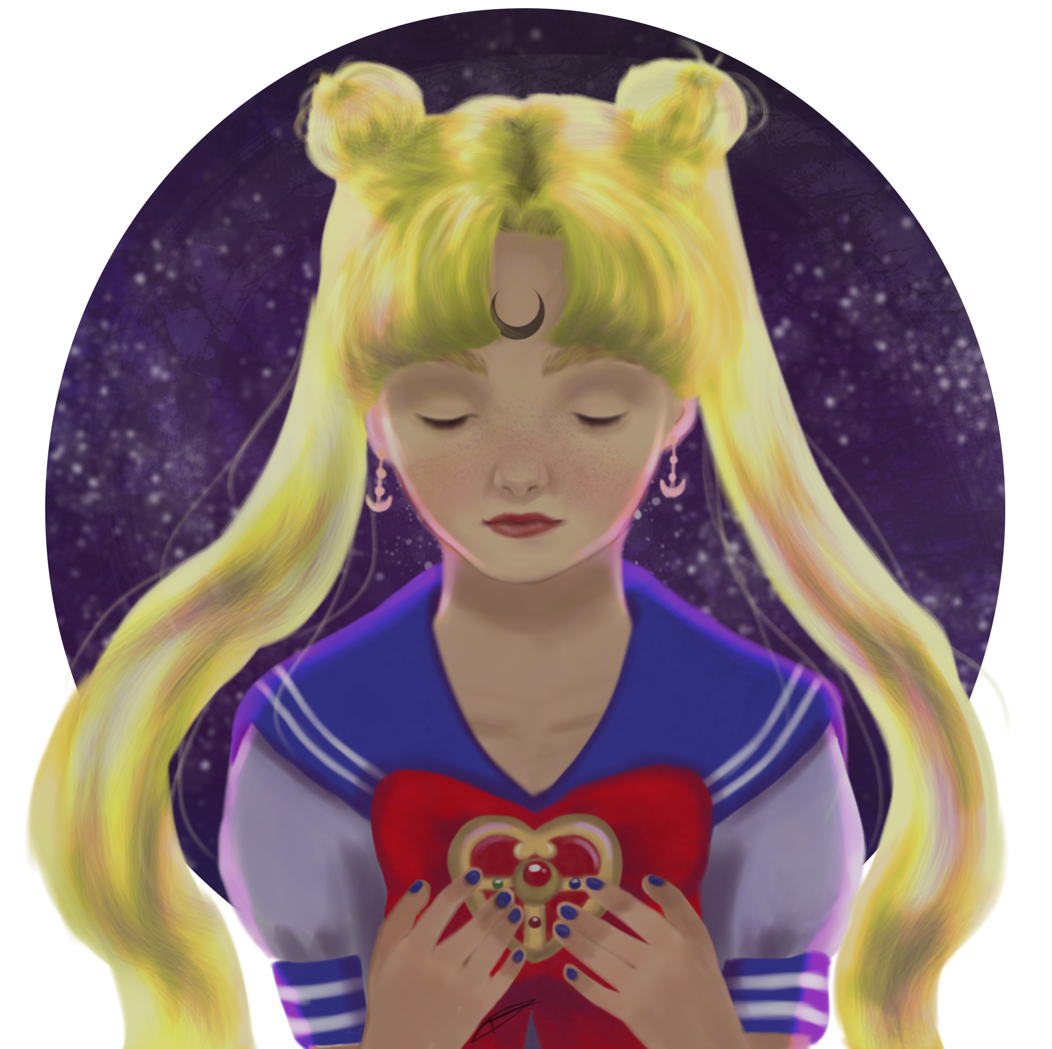 Sailor moon redimensioned 2048