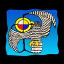 Thumb vest symbol