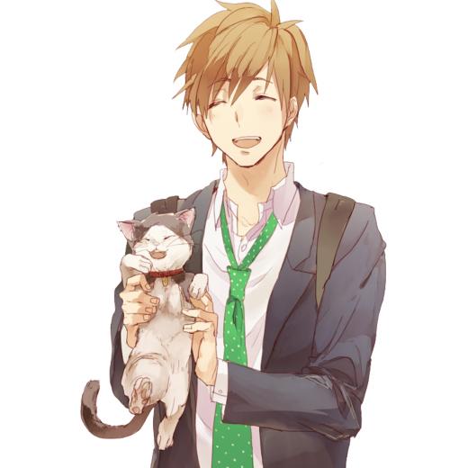 Cat boy1
