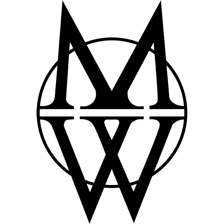 Mw logo final black on white