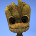 Thumb cute groot fanart avatar fin