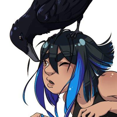 Twitter quackghost icon dodo raven
