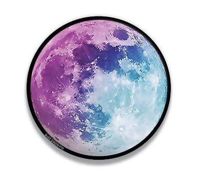 Austhetic moon
