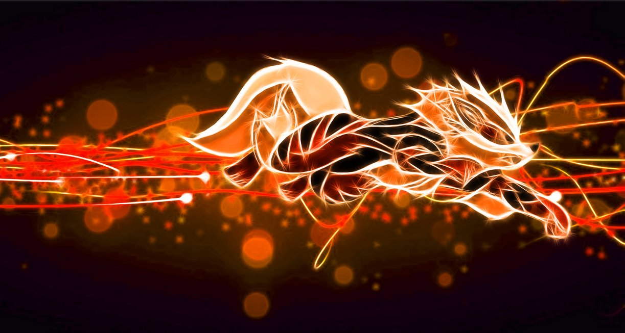Cool arcanine wallpaper